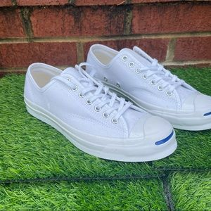 CONVERSE Jack Purcell Sneakers Size: M-7.5 W-9